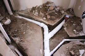 Alternatives To Digging Under Your House For Pipe
