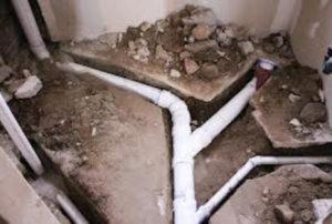 Trenchless sewer drain replacement lasts
